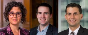 Panelists for Immigration in Economic History